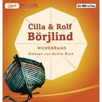 Wundbrand, 2 Audio-CD, Hörbuch
