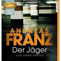 Der Jäger, 1 MP3-CD Hörbuch