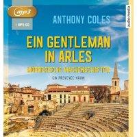 Ein Gentleman in Arles, MP3-CD Hörbuch