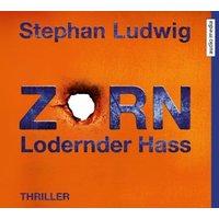 Zorn 7 - Lodernder Hass, 1 Audio-CD Hörbuch