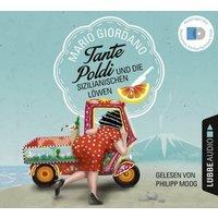 Tante Poldi und die sizilianischen Löwen, 6 Audio-CDs Hörbuch
