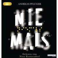 Niemals, 2 Audio-CD, Hörbuch