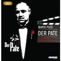 Der Pate, 1 Audio-CD, Hörbuch