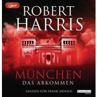 München, 1 Audio-CD, Hörbuch