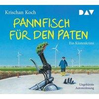 Pannfisch den Paten. Ein Küstenkrimi, 5 Audio-CDs Hörbuch Kinder