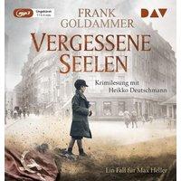 Vergessene Seelen. Ein Fall Max Heller, 1 MP3-CD Hörbuch Kinder