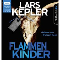 Flammenkinder, 1 MP3-CD Hörbuch