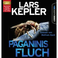 Paganinis Fluch, 1 Audio-CD, MP3 Format Hörbuch