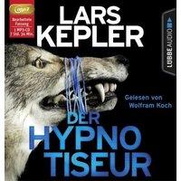 Der Hypnotiseur, 1 MP3-CD Hörbuch