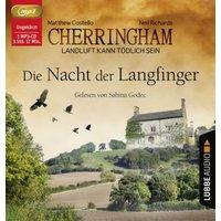Cherringham - Die Nacht der Langfinger, 1 MP3-CD Hörbuch