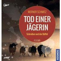 Tod einer Jägerin, Audio-CD, MP3 Hörbuch