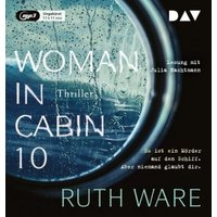 Woman in Cabin 10, 1 MP3-CD Hörbuch