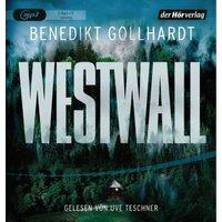 Westwall, 1 Audio-CD, Hörbuch