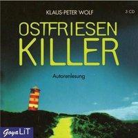 Ostfriesenkiller, 3 Audio-CDs Hörbuch