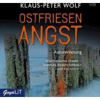 Ostfriesenangst, 3 Audio-CDs Hörbuch