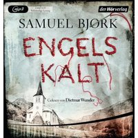 Engelskalt, 2 Audio-CD, Hörbuch