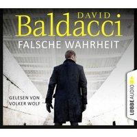 Falsche Wahrheit, 6 Audio-CDs Hörbuch