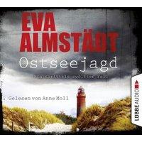 Ostseejagd, 4 Audio-CDs Hörbuch