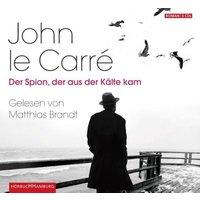 Der Spion, der aus der Kälte kam, 6 Audio-CDs Hörbuch
