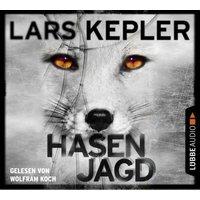 Hasenjagd, 6 Audio-CDs Hörbuch