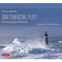 Bretonische Flut, 10 Audio-CDs Hörbuch