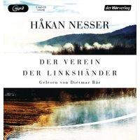 Der Verein der Linkshänder, 2 Audio-CD, Hörbuch