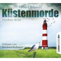 Küstenmorde, 6 Audio-CDs Hörbuch