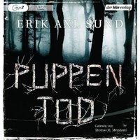Puppentod, 2 Audio-CD, Hörbuch