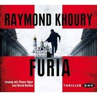 Furia, 6 Audio-CDs Hörbuch