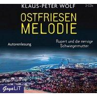 Ostfriesenmelodie, 2 Audio-CDs Hörbuch
