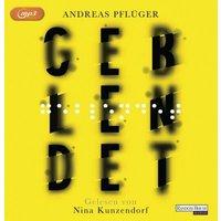 Geblendet, 2 Audio-CD, Hörbuch