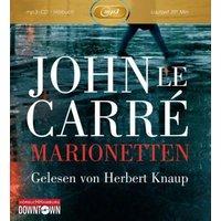 Marionetten, 1 MP3-CD Hörbuch
