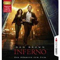 Inferno, 3 MP3-CDs Hörbuch