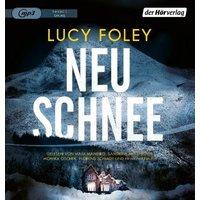 Neuschnee, 1 Audio-CD, Hörbuch
