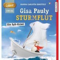Sturmflut, 2 MP3-CDs Hörbuch