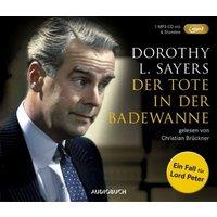 Der Tote in der Badewanne, 1 MP3-CD Hörbuch