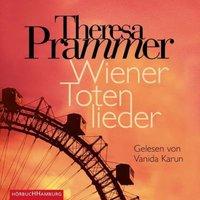 Wiener Totenlieder, 6 Audio-CDs Hörbuch