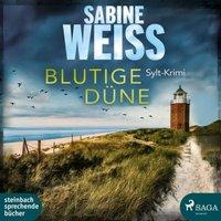 Blutige Düne, 2 Audio-CD, MP3 Hörbuch