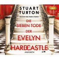 Die sieben Tode der Evelyn Hardcastle, 2 MP3-CD Hörbuch