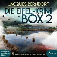 Die Eifel-Krimi Box 2, 5 Audio-CD, MP3 Hörbuch