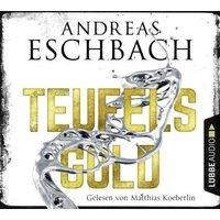 Teufelsgold, 8 Audio-CD Hörbuch