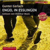 Engel in Esslingen, 1 Audio-CD Hörbuch