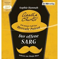 Der offene Sarg, 1 Audio-CD, Hörbuch