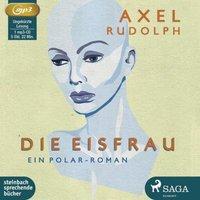 Die Eisfrau, 1 MP3-CD Hörbuch