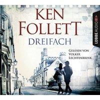 Dreifach, 6 Audio-CDs Hörbuch
