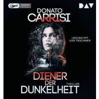 Diener der Dunkelheit, 1 MP3-CD Hörbuch
