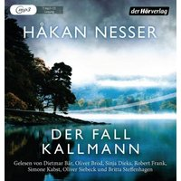Der Fall Kallmann, 1 Audio-CD, Hörbuch