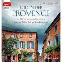Tod in der Provence, 1 MP3-CD Hörbuch