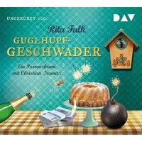 Guglhupfgeschwader. Der zehnte Fall den Eberhofer Ein Provinzkrimi, 6 Audio-CDs Hörbuch Kinder