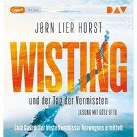 Wisting und der Tag der Vermissten (Cold Cases 1), 2 MP3-CD Hörbuch